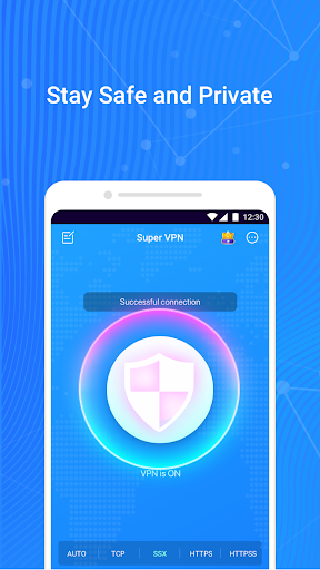 Download APK: Super VPN – Free, Fast, Secure & Unlimited Proxy v1.3.2 [Premium]