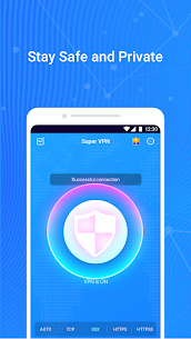 Super VPN MOD (Premium) 1