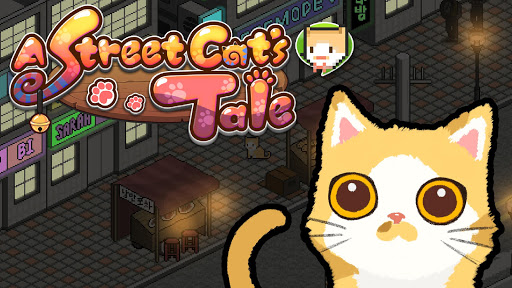 A Street Cat's Tale : support edition modiapk screenshots 1