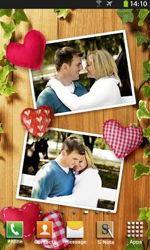 love photo frames hd screenshot 1