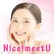 チャットトーク Nice ! meet U
