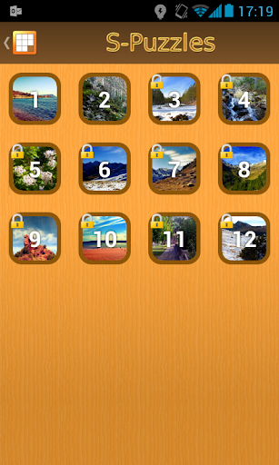 s-puzzles: sliding puzzles screenshot 3