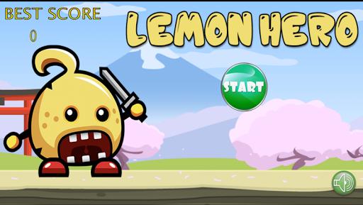 lemon hero screenshot 1