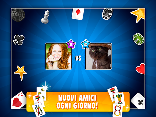 Briscola Piu00f9 - Giochi di Carte Social 4.7.11 screenshots 13