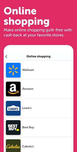 Ibotta: Cash Back Savings, Rewards & Coupons App apktram screenshots 5