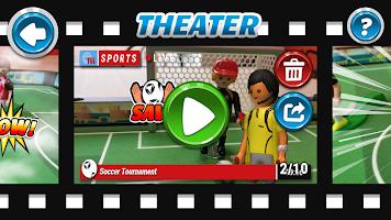 PLAYMOBIL Soccer Studio