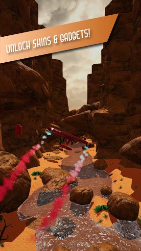 Danger Darrel - Endless Airplane Action Adventure  screenshots 4