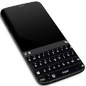 icono Black Style Keyboard 2021