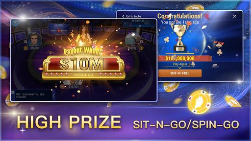 Sohoo Poker - Texas Holdem Poker  screenshots 5