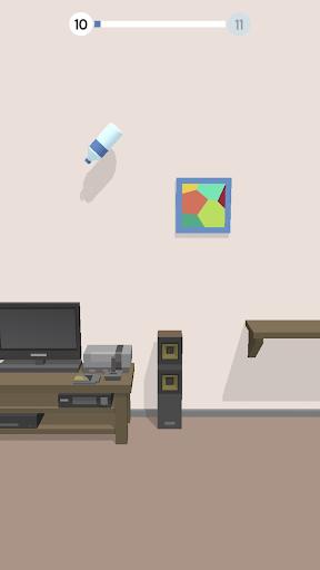 Code Triche Bottle Flip 3D (Astuce) APK MOD screenshots 5