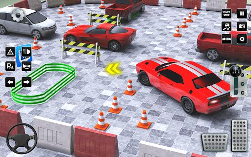Modern Car Parking Challenge: Driving Car Games 1.3.2 screenshots 7