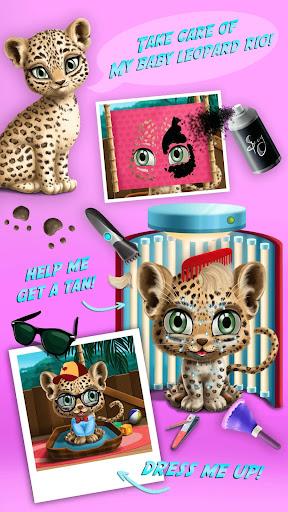 Baby Jungle Animal Hair Salon - Pet Style Makeover 4.0.10005 Screenshots 5