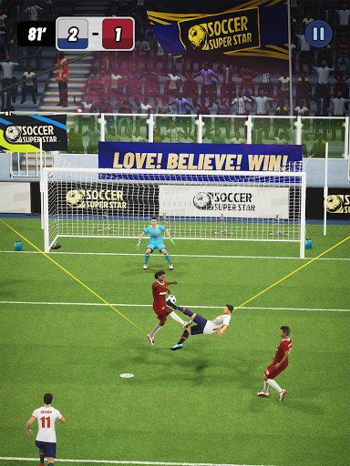 Soccer Super Star 0.0.36 screenshots 10