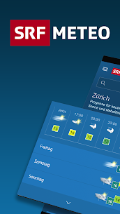 SRF Meteo  Wetter For Pc (Download In Windows 7/8/10 And Mac) 1