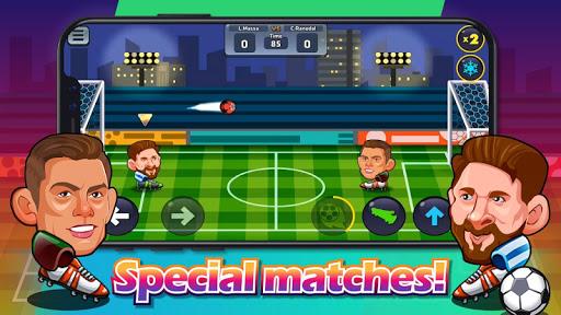 Head Soccer - Star League 1.1 screenshots 2