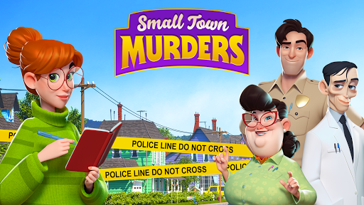 Small Town Murders: Match 3 Crime Mystery Stories screenshots 8