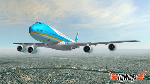 Flight Simulator 2015 FlyWings Free 2.2.0 screenshots 20