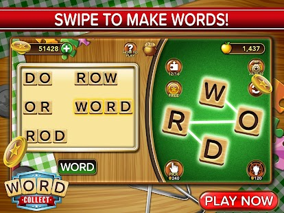 Word Collect - Free Word Games Screenshot