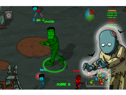 Zombeat.io - io games zombie Apkfinish screenshots 19