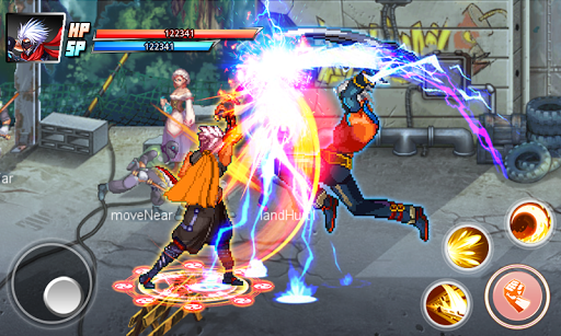 King of Fighting - Kung Fu & Death Fighter screenshots 5