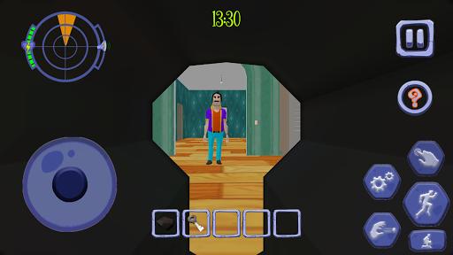 Scary Clown Man Neighbor. Seek & Escape Apkfinish screenshots 11