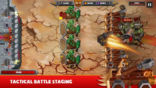 Castle Defender: Monster Wars  screenshots 10