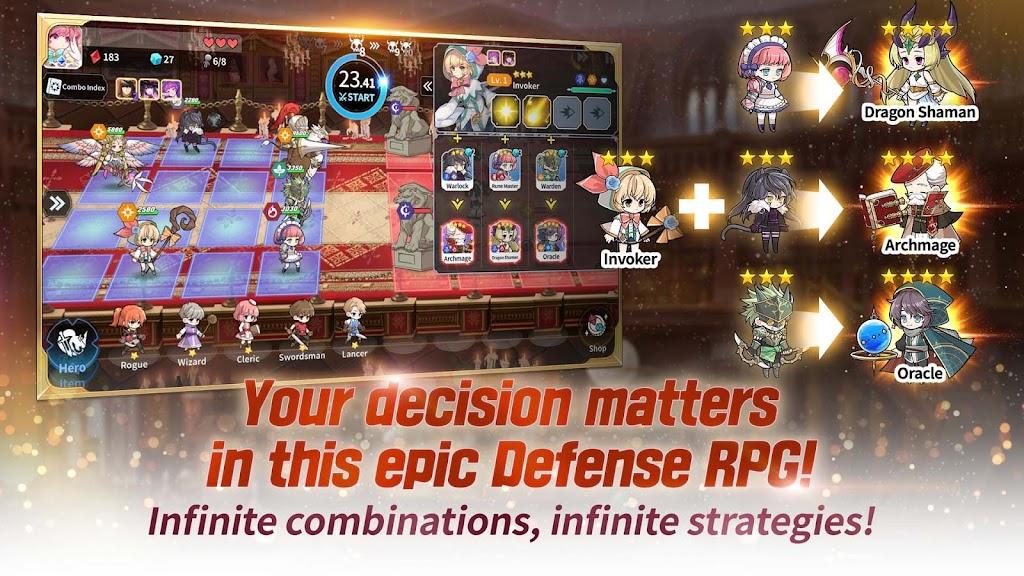 Arcana Tactics poster 0