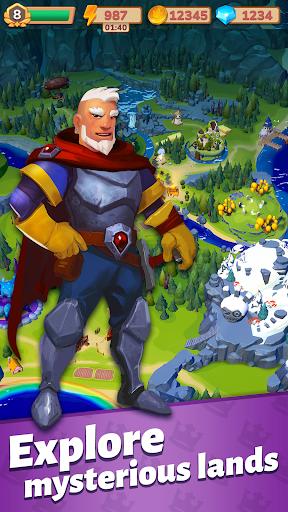 Merge Master u2013 Adventure Puzzle Apkfinish screenshots 1