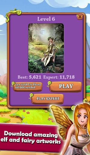Mahjong Magic Worlds: Journey of the Wood Elves 1.0.73 screenshots 4