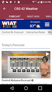 CBS 42 Weather  On Pc | How To Download (Windows 7, 8, 10 And Mac) 2