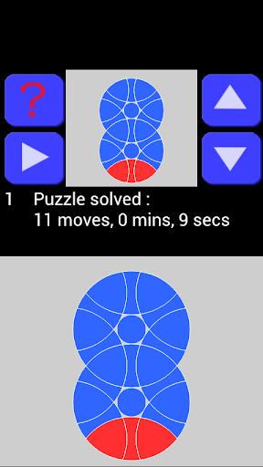 circle puzzle screenshot 3