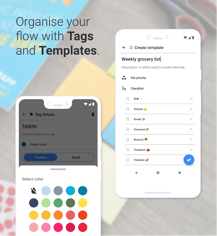 Taskito: To-Do List, Calendar & Reminders in one  poster 5