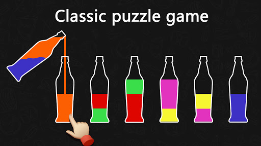 Water Sort Puzzle&Free Classic SortPuz Puzzle Game  screenshots 2