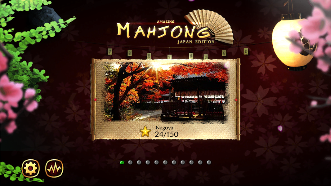 Amazing Mahjong: Japan Edition