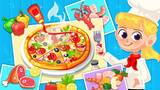 My Pizza Maker : Cooking Shop Game 2021 2.1 screenshots 1