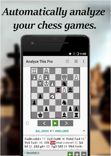 Chess - Analyze This (Pro) screenshots 4