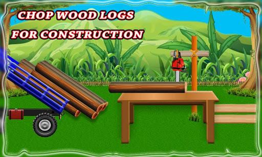 Build A Village Farmhouse: Construction Simulator 1.1.0 screenshots 1