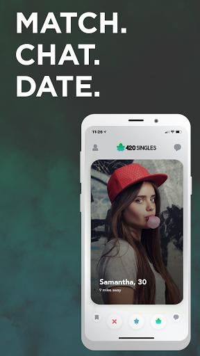 420 Singles  screenshots 2