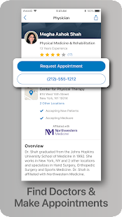 WebMD: Check Symptoms, Rx Savings, & Find Doctors Screenshot