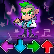 FNF Mod: Music Fight