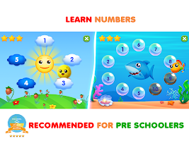 Knowledge park 1 - learning game for kids from 2 6