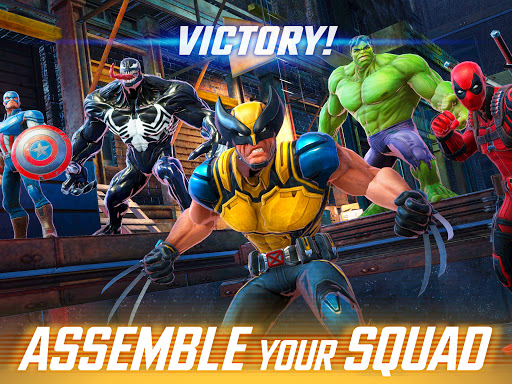 MARVEL Strike Force - Squad RPG 5.2.1 screenshots 7