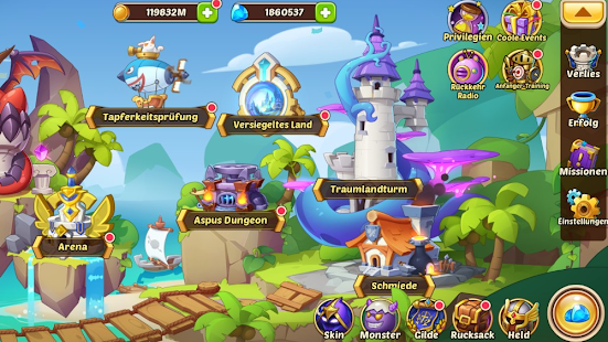 Idle Heroes Screenshot