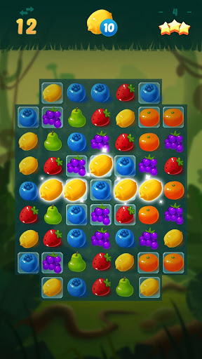Sweet Fruit Candy modiapk screenshots 1