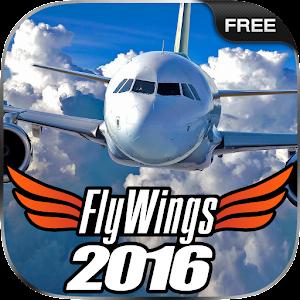 Flight Simulator 2016 FlyWings Free