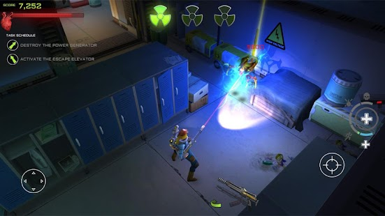 Xenowerk Screenshot