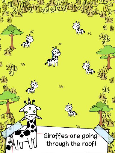 Giraffe Evolution - Mutant Giraffes Clicker Game screenshots 6