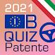 Quiz Patente B 2021 Ufficiale