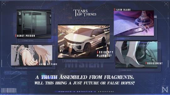 Tears of Themis MOD APK (God Mode/Unlocked) Download 5