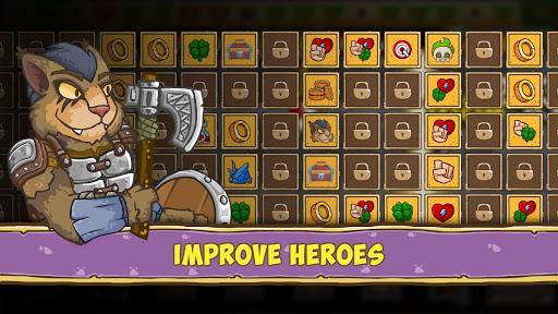 Let's Journey - idle clicker RPG - offline game 1.0.19 screenshots 2